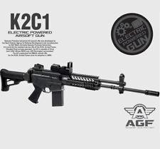 Academy Korea Full Size Electric Airsoft Pistol BB Replica Hand Toy Gun K2C1