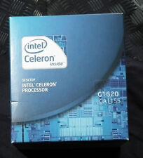 Intel Celeron G1620 BX80637G1620 Dual Core CPU 2.70GHz Socket 1155 Retail + Fan