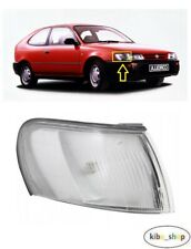 FOR TOYOTA COROLLA E10 1992 - 1998 NEW FRONT PARKING LIGHT LAMP RIGHT O/S DRIVER