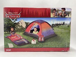 EXXEL OUTDOORS/DISNEY PIXAR Cars 5 piece Camping Set