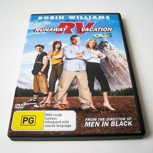 RV RUNAWAY VACATION - DVD