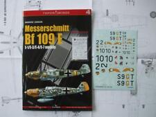 *Messerschmitt Bf 109 E TopDrawings, KAGERO + Free Decals & Barrels