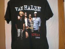 Van Halen T Shirt Live 1993 LARGE