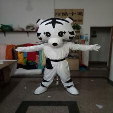 2018 High Quality Tiger Mascot Costume Custom Mascot Carnival Fancy Dress A++