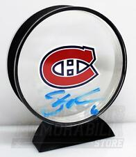 Shea Weber Montreal Canadiens Signed Autographed Canadiens Acrylic Puck