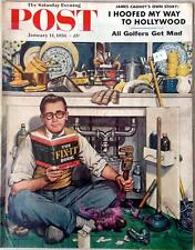 The Saturday Evening Post January 14, 1956 - FULL MAGAZINE