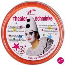 ♥ Theater Schminke Make ORANGE Jofrika Kinderschminke Theaterschminke Karneval