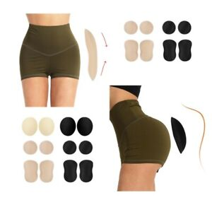 1 Pair Enhancing Bottom Removable Foam Hip Butt Lifter Pads Sponge Shapewear