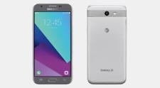 Samsung Galaxy J3 Express Prime 2 J327A 16GB Silver Unlocked. Has Sunspot