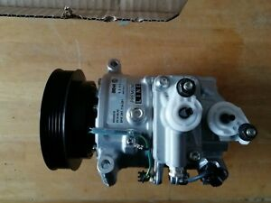 Hella Compressor Air Conditioning for Volvo S60 II S80 V60 V70 III XC60 XC70 T6