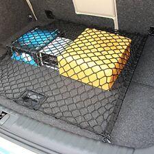Trunk Cargo Net Luggage Holder Rear Storage 4 Hooks Black For NISSAN 370Z