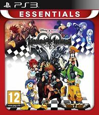Kingdom Hearts 1.5 Remix (Essentials) (PS3) NUEVO PRECINTADO