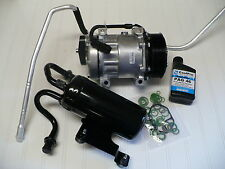 NEW A/C AC COMPRESSOR KIT FOR: 2003-2005 RAM 2500 / 3500 (5.9L Diesel only)