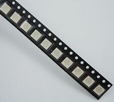 50Pcs New Ultra Bright 5050 3-Chips SMD Blue LED