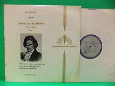 Ludwig Van Beethoven Piano Sonatas 14 11 23 Friedrich Gulda Vol 5 NM MHS ORB 120