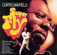 Super Fly [Original Soundtrack] [Remaster] by Curtis Mayfield (CD, Jul-1999, Rh…