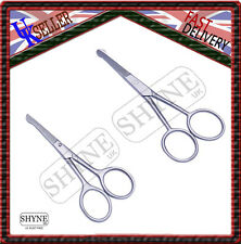 Nose Scissors Moustache Mustache Scissors Baby Hair Trimming Scissor