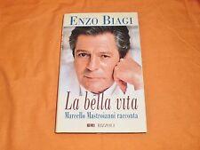 enzo biagi marcello mastroianni racconta eri rizzoli 1996