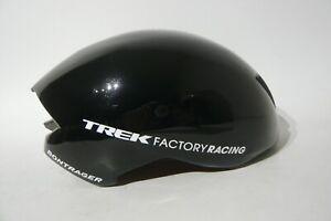 Bontrager Trek Factory Racing size M 54-60cm adjustable black helmet