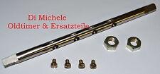 Drosselklappenwelle für 32 NDIX Zenith Vergaser,  Throttle Shaft