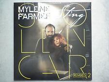Mylene Farmer / Sting Maxi 45Tours vinyle Stolen Car remixes 2