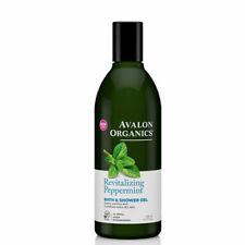 Bath & Shower Gel Revitalizing Peppermint; 12 Oz