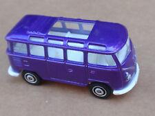 Matchbox VOLKSWAGEN TRANSPORTER from 5 pack LOOSE Purple
