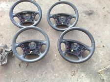 PEUGEOT 807 EXPERT FIAT ULYSSE SCUDO CITROEN C8 DISPATCH LEATHER STEERING WHEEL