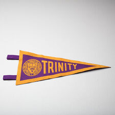 Vintage Trinity College Pennant Small