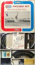 1965 Vintage Lionel Hillside NJ HO Slot Car SEALED RACE SET Riviera & Galaxie !!