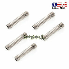 5pcs Replacement Parts L/R Key Button Springs For Xbox 360 Controller Universal