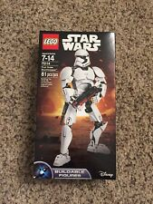 Disney LEGO Star Wars Buildable Figure 75114 First Order Stormtrooper 100% Compl