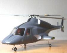 Airwolf-Rumpf für 280er RC-Hubschrauber