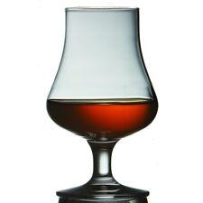 Brilliant - Highland Tasting and Nosing Scotch Glass on a Short Stem, Set of 6