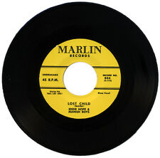 "EDDIE HOPE & MANISH BOYS  ""LOST CHILD c/w A FOOL NO MORE""  KILLER BLUES"