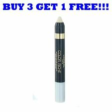 3 X L'oreal Paris Color Riche Crayon Eyeliner - 09 Charming White