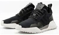 NEW! adidas Originals AF 1.4 PRIMEKNIT CORE BLACK-VINTAGE WHITE BY9395 s1