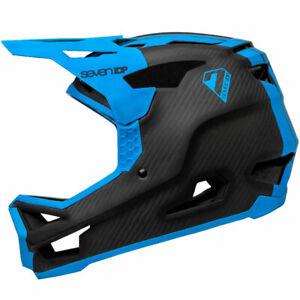 7 Protection 7iDP Project 23 Carbon Full Face Mountain Bike Helmet Elektrisch