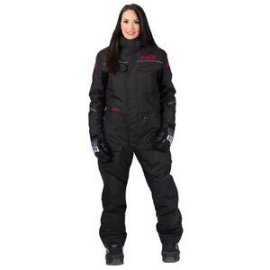 FXR Racing F20 Excursion Womens Skiing Sledding Snowmobile Monosuit