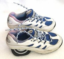 Zcoil Freedom Women's Shoes For Orthopedic Pain Relief Blue White