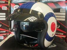Viper RSV06 Motorcycle Motorbike Open Face Crash Road Helmet - TARGET UJ