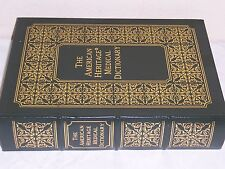 easton press American Heritage Medical Dictionary