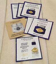 L'occitane samples eye balm face cream suncreen Origianl Genuine