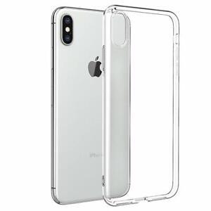 iPhone 7 / 8 Silikon Hülle Transparent ultraslim slim Schutzhülle Tasche Case