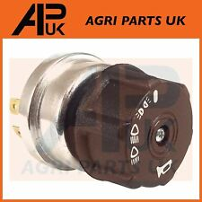 Fiat 466,566,580,780,880,980,1180,50-66,65-66 etc Tractor Horn & Light Switch