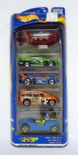 HOT WHEELS COOL CARS SPORTS 5-PACK Gift Set Die-Cast Cars MISB 2000