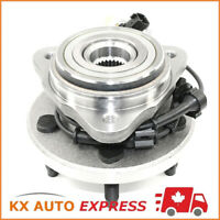 Front Wheel Bearing & Hub Assembly for Ford Ranger 4X4 2010 2011 Square ABS