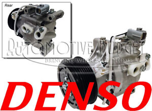 A/C Compressor w/Clutch for Lotus Elise & Exige - NEW OEM