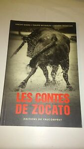 Les contes de Zocato - Collectif - Ed. Faucompret