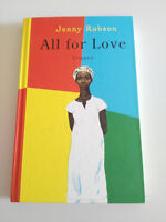ALL FOR LOVE - JENNY ROBSON LOGUEZ LIBRO 2015 EN CASTELLANO TAPA DURA